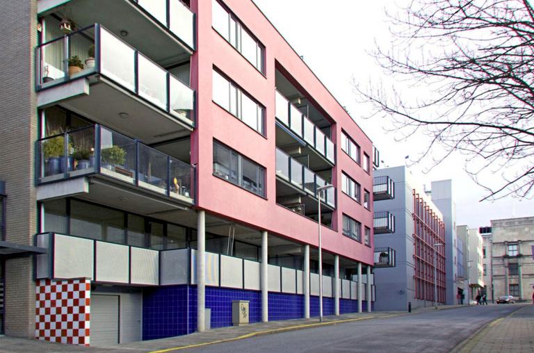 short stay appartementen Uilestraat Heerlen